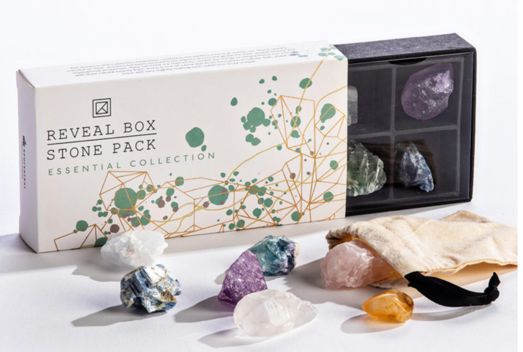 Essential Crystal Collection Set Reveal Box