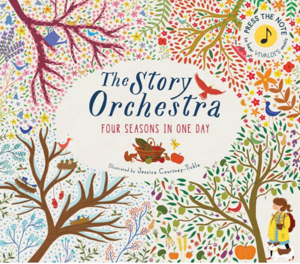 The Story Orchestra Book