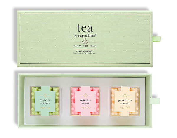 Tea by Sugarina 3pc Candy Bento Box