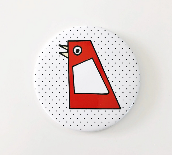 Big Chicken Magnet