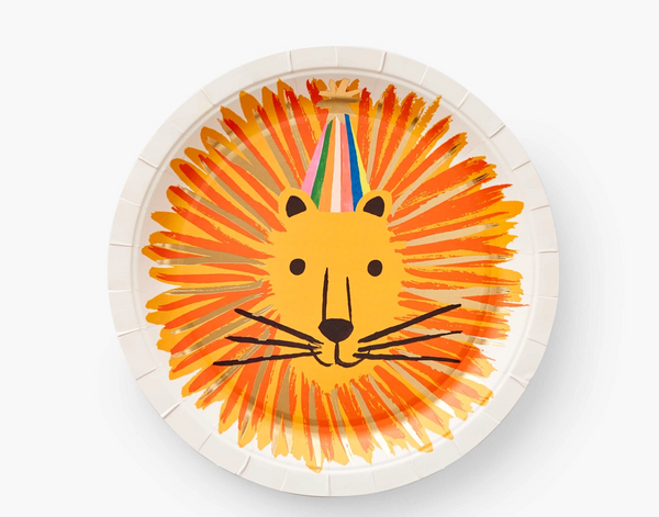 Party Animals Large Plates