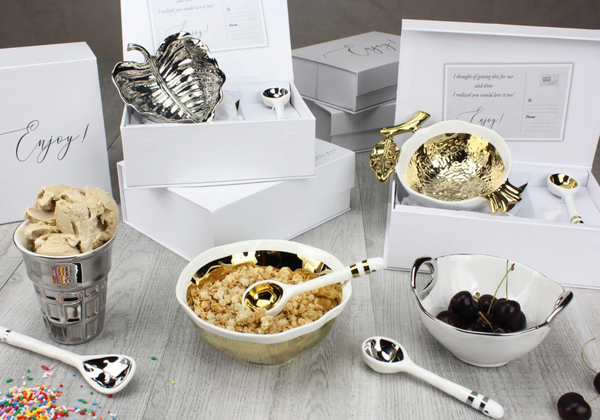 Fun & Functional Porcelain Gifts & Serveware by Pampa Bay