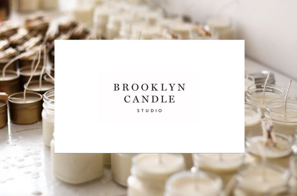 Luxury Soy Candles by Brooklyn Candle Studio