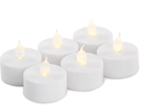 Flameless Tea Lights