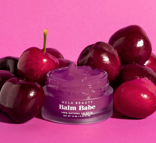 Balm Babe Black Cherry Lip Balm 0.34oz