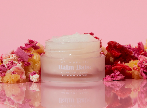 Balm Babe Birthday Cake Lip Balm 0.34oz