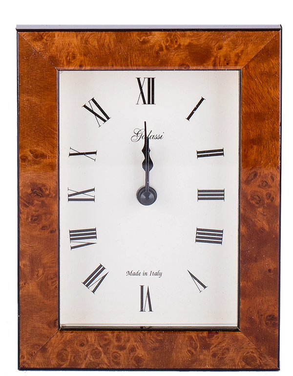 Chestnut 3x4 Clock