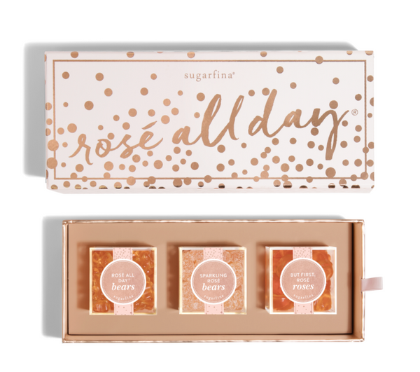 Rose All Day Bento Boxes by Sugarfina