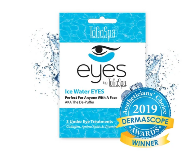 ToGoSpa Eye Gel Pads