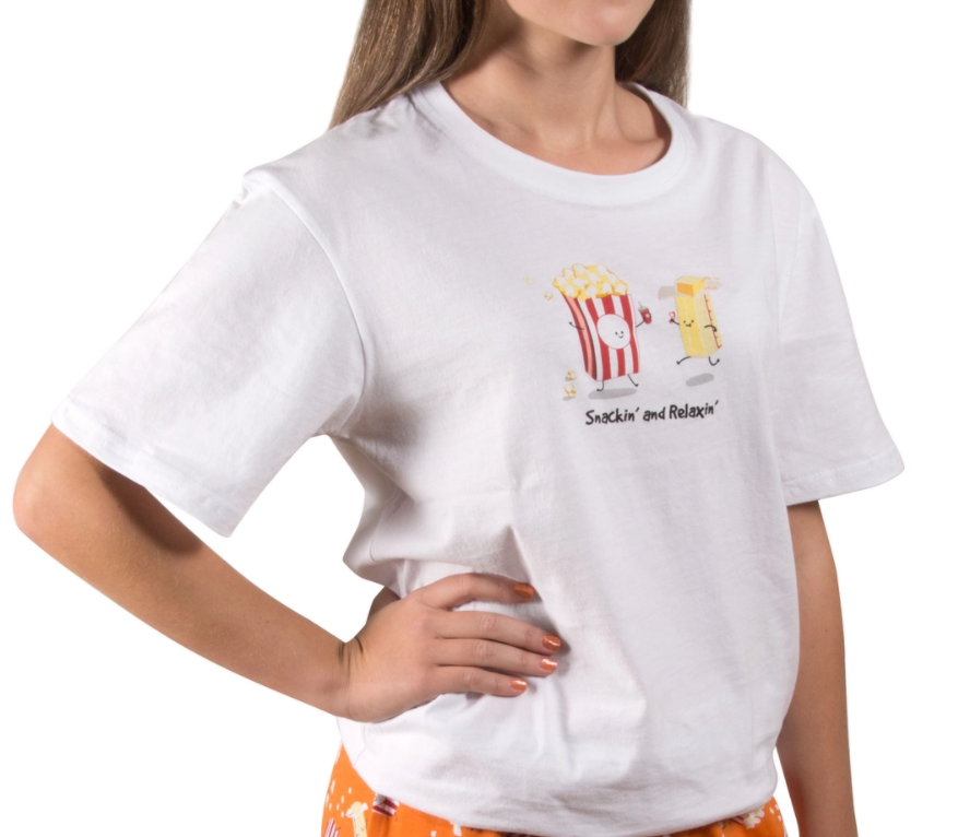Popcorn And Butter Unisex T-Shirt