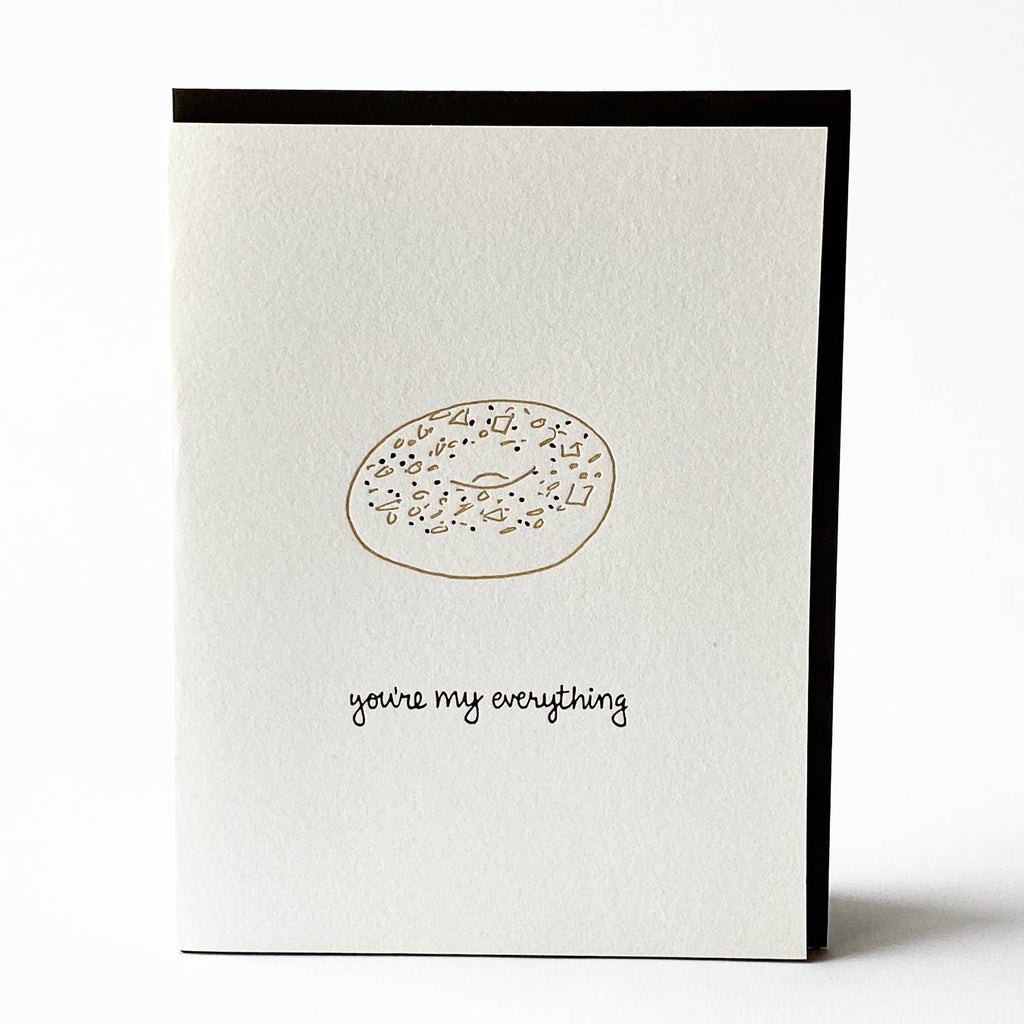You're My Everything Greeting Card