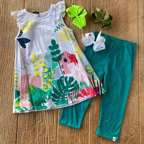 DPD C30H15 Tunic & Leggings set
