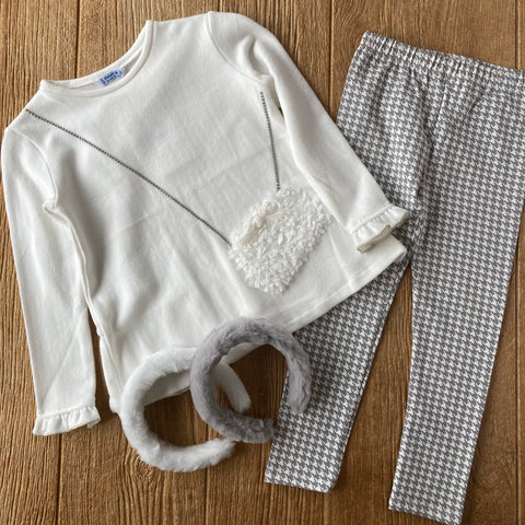 MYL 4723 63 2pc Leggings Outfit