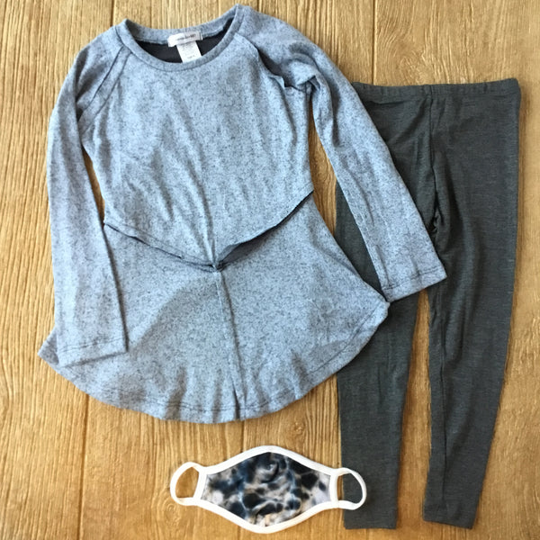 AC SW 333 Grey Leggings
