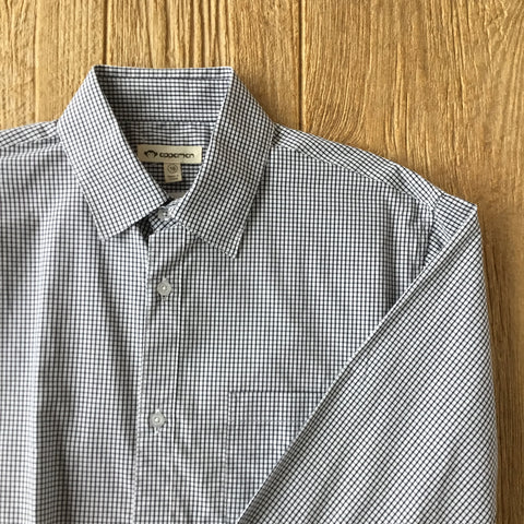 AM Standard Midnight Check Shirt