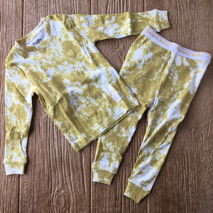 VB Yellow 2Pc Pajamas