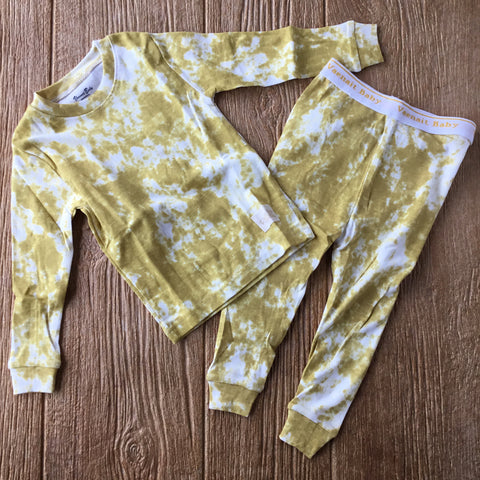 VB Tye Dye Yellow