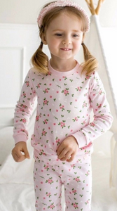VB Pink Rose 2Pc Pajamas