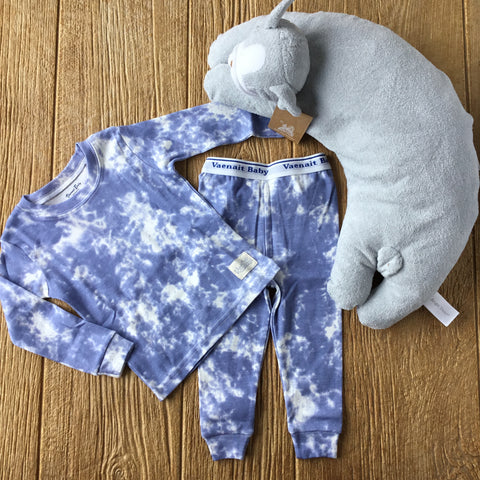 VB Sky Blue 2Pc Pajamas