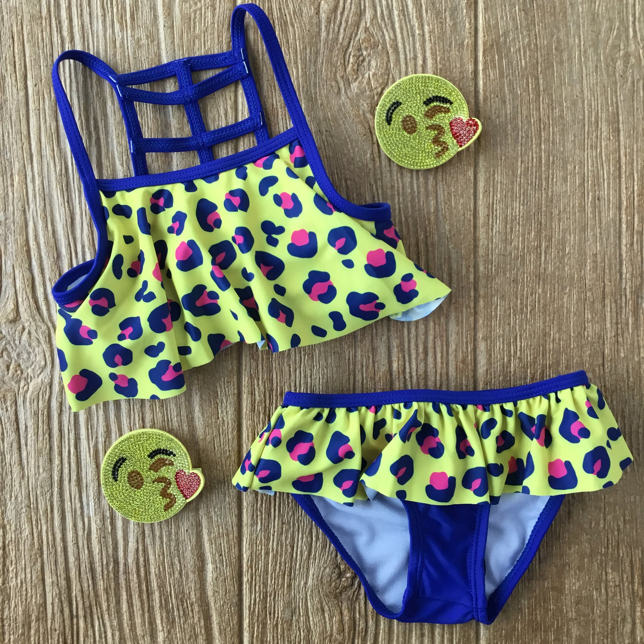 AM X11MBS BCT Cheetah Bikini