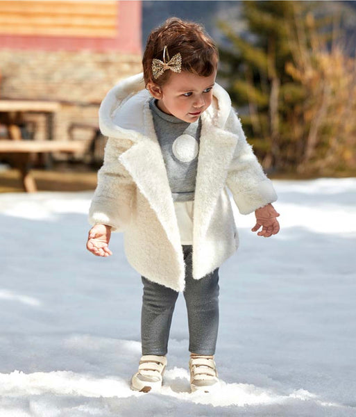 MYL 2409 Cream Coat