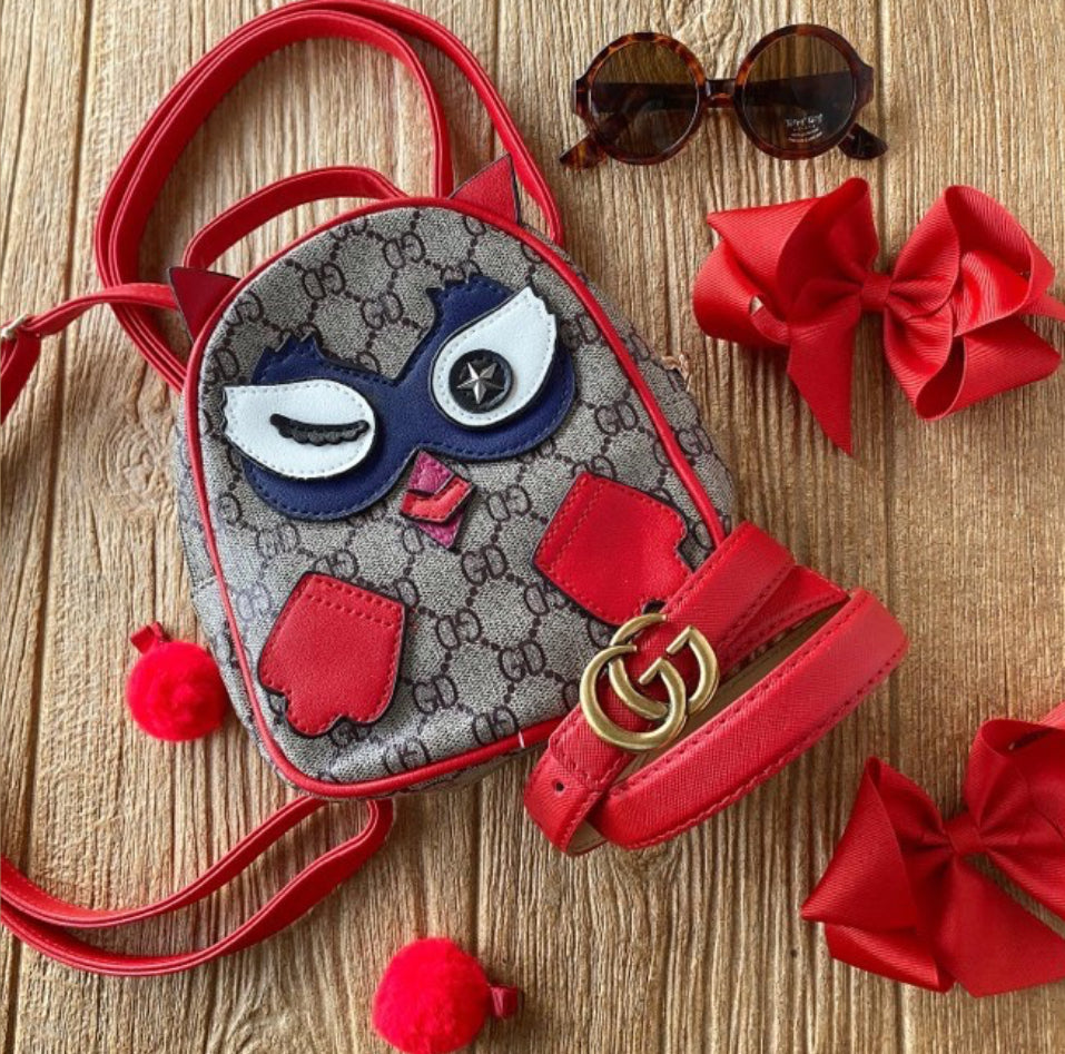 LO Red Owl Back pack