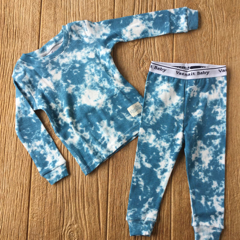 VB Blue 2Pc Pajamas