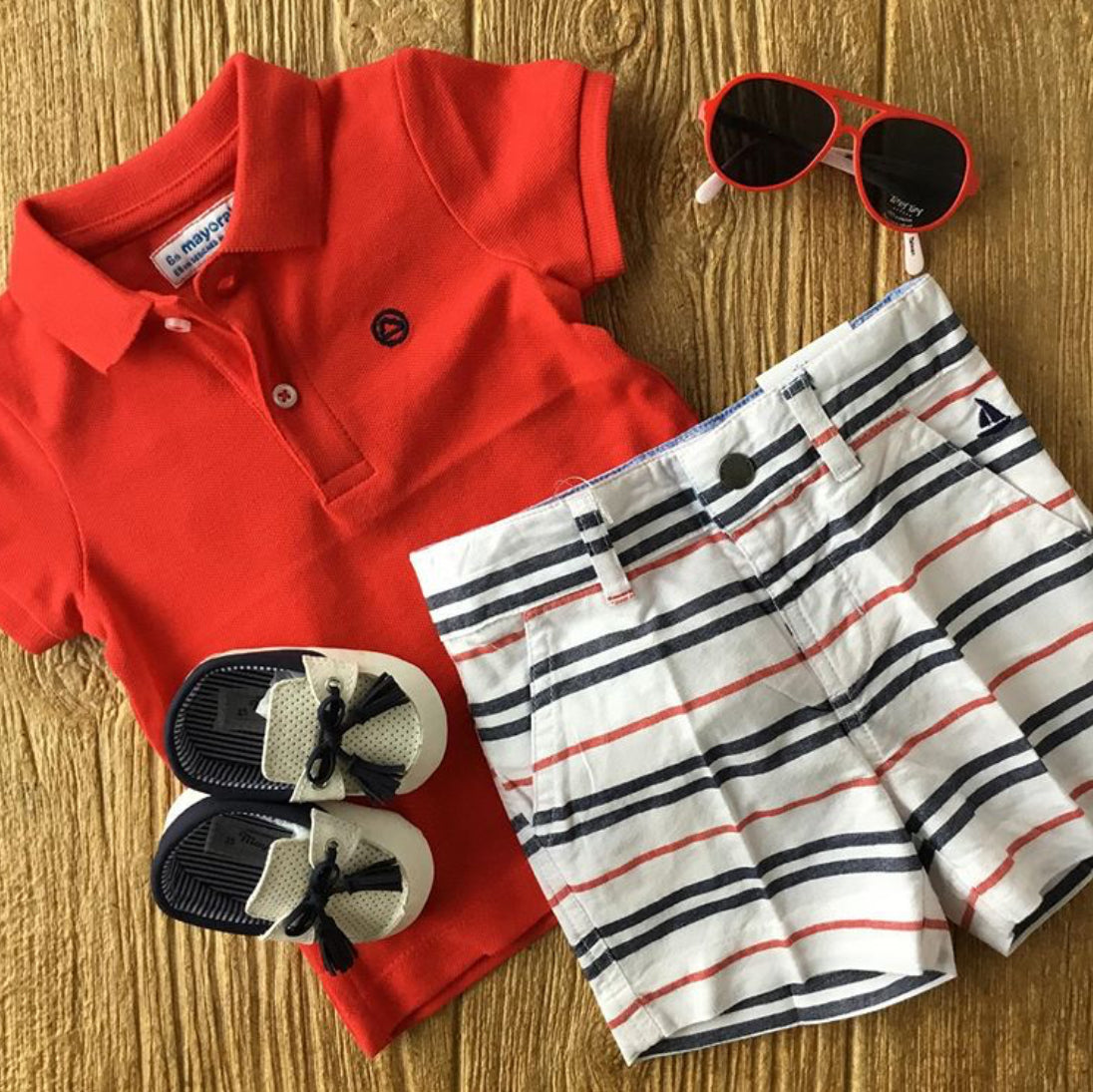 102 58 Red Polo