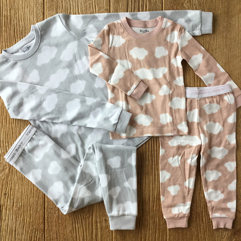 VB Pink Cloud 2Pc Pajamas