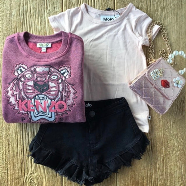 2S20A201 8151 Baby Pink Soft Tee