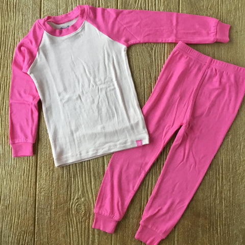 VB Raglan Hot Pink