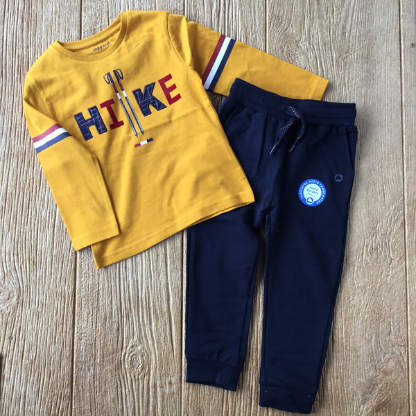MYL 4054 40 Hike Long Sleeve Tee