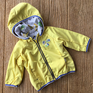 MYL 1411 79 Yellow Raincoat