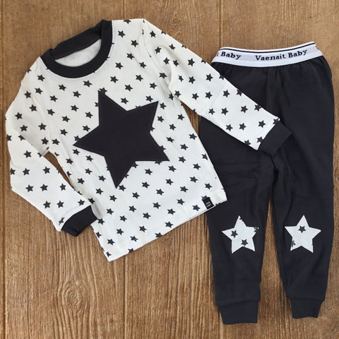 VB Mono Star with Cream Top