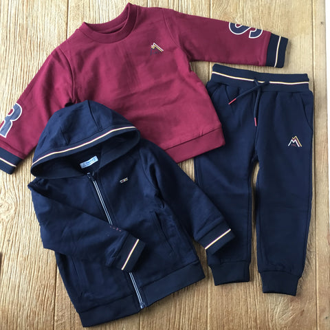 MYL 4819 21 3Pc Sweatshirt Set