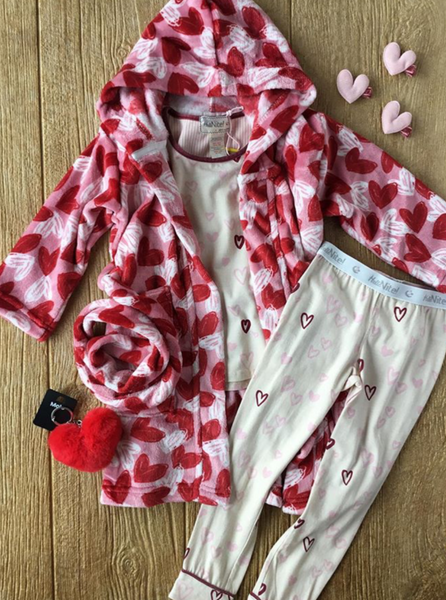 VB Red Heart Robe