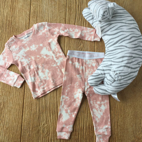 VB Pink 2Pc Pajamas