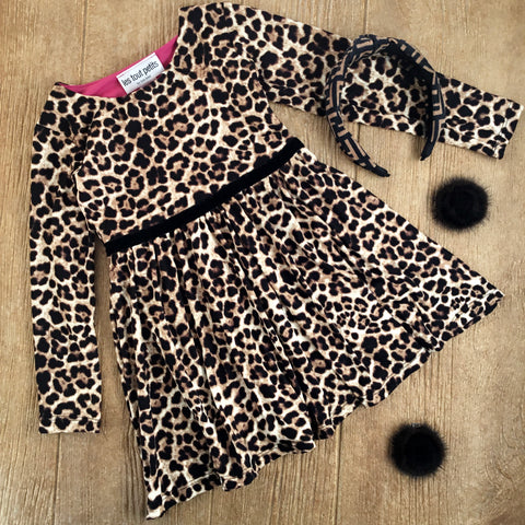 LTP Cheetah Dress