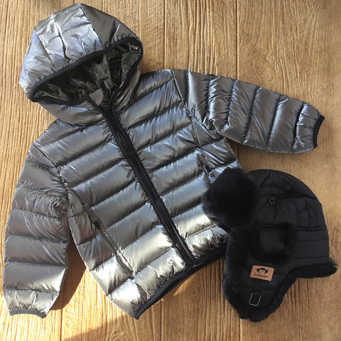 AM W5FP Featherweight Down Puffer