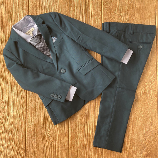 AM W8SU4 Mod Suit Deep Atlantic Suit