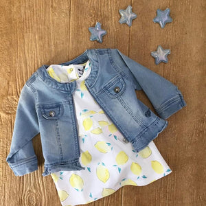 3Q 41012 40 Denim Jacket