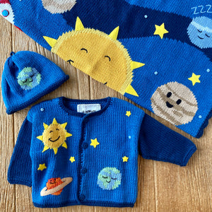 AW 485 Around The Sun Sweater