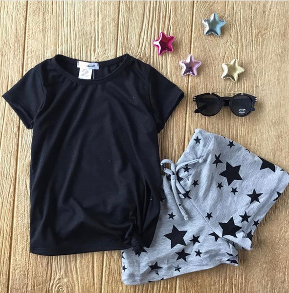 STR252 Hallie Star Shorts