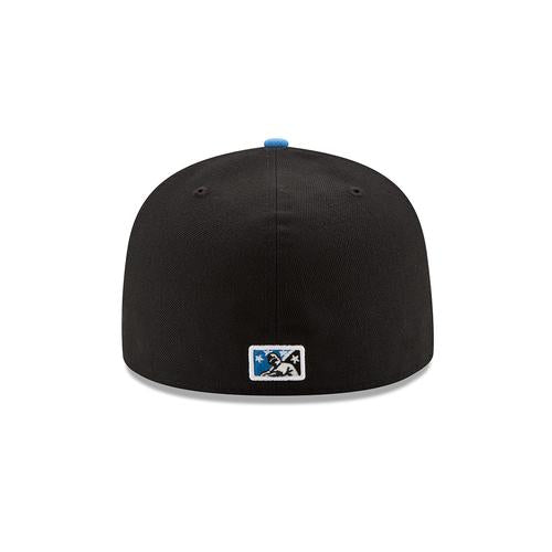 West Virginia Black Bears WV Fitted Hat