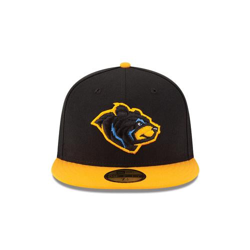 West Virginia Black Bears Alternate Fitted Hat