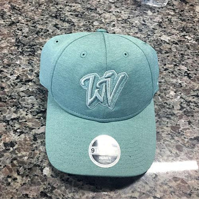 West Virginia Black Bears Women's Seafoam Adj