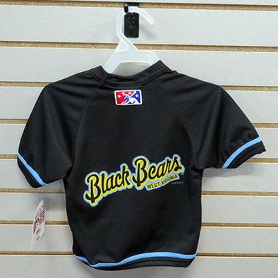West Virginia Black Bears Dog Jersey