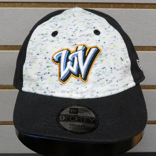 West Virginia Black Bears Speckled Toddler Hat