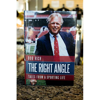 The Right Angle: Tales From A Sporting Life - by Bob Rich