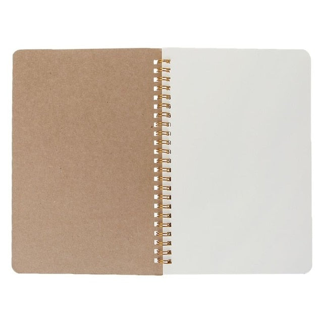 Minimalist Sketchbook - Remote Office Supplies